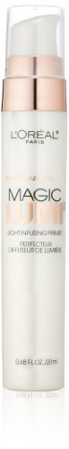 L'Oreal Paris discount duty free L'Oreal Magic Lumi Primer, Full Size, 0.68 Ounce
