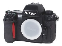 Review Nikon F100 35mm SLR Camera Body