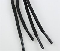shoe laces thick black 27 inches