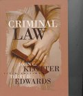 Criminal Law (Justice administration legal series)