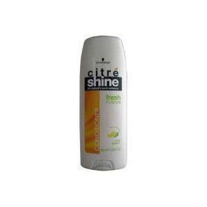 Citre Shine Fresh Fusion Revitalizing Conditioner Normal Hair 13.5 Ounce (Pack of 6)