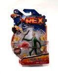 Mattel Generator Rex - Agent Six With Katana Swords