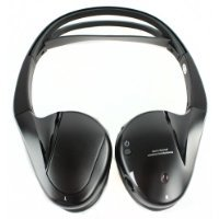 Audiovox Ir2Cff Ir Wireless Dual Channel Headset