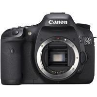 Canon EOS-7D Digital SLR Camera Body, 18.Megapixels