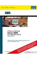 Cisco QOS Exam Certification Guide (IP Telephony Self-Study): (642-642), 2e