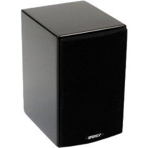 Energy Veritas V-Mini 2-Way Bookshelf Speaker - Each (High Gloss Black)