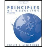 Principles of Marketing: Learning Guide (0130405019) by Kotler, Philip