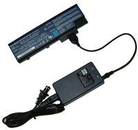Perceptible Battery Charger for Acer Aspire 3660 series, 5600, 5601WLMI series, 5620, 5670, 5672WLMI series, Rating 14.4v/ 14.8v Laptop Battery