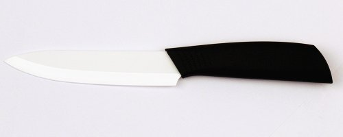 "Chef'S Slicing Paring Ceramic Cutlery Knives White Blade Ultra Sharp Thin 3"" 4"" 5"" 6"" 7"" Inch For Choice"