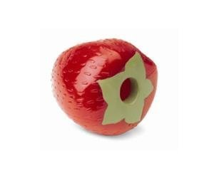 Planet Dog Orbee Tuff Treat Toy - Strawberry