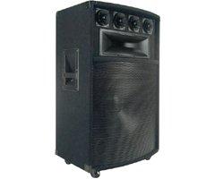 Pyle 15 Inch 800 Watt 2 Way Pa Speaker Cabinet