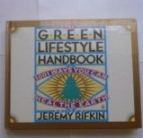 The Green Lifestyle Handbook (0805013725) by Rifkin, Jeremy