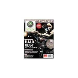 Xbox Official Magazine October 2009 Halo 3: ODST (2009)