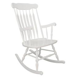 Order kidkraft adult rocking chair white toys check price - Automatic rocking chair for adults ...
