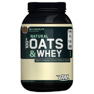 Image for Optimum Nutrition - 100% Natural Oats & Whey