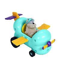 KooKoo Kennel KrackUp Car Biscuit Plane - 1