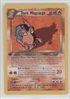 Pokemon - Dark Magcargo (Pokemon TCG Card) 2002 Pokemon Neo Destiny Booster Pack [Base] 1st Edition #18