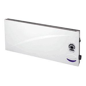 500 WATT PANEL HEATER WITH 24 HOUR TIMER