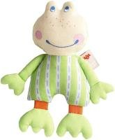 HABA Pure Nature Clutching Figure, Freddie Frog - 1