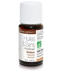 Huiles & Sens - ravintsara essential oil (organic) - 15 ml [Personal Care]