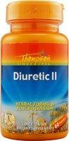 Thompson Diuretic II 60  Capsules  Pack of 2