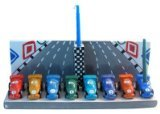 Gift Mark Themed Menorah, Racway