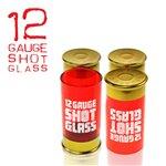 12 Gauge bicchierini da Shot a forma di proiettile (confezione da 4)