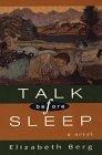 Image of Talk Before Sleep: A Novel