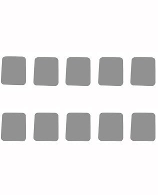 Belkin-10-Pack-Gray-Standard-Mouse-Pad-F8E081-GRY