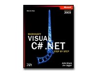 MICROSOFT VISUAL C# NET STEP BY ( 0-7356-1909-3 )