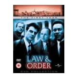 Law & Order - Season 1 [6 DVDs] [UK Import]