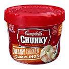 Campbells® Chunky Chicken And Dumplings; 15.5 Oz., 8/Pk