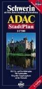ADAC Stadtplan Schwerin