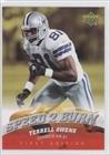 Terrell Owens Dallas Cowboys (Football Card) 2007 Upper Deck First Edition Speed 2... by Upper+Deck+First+Edition