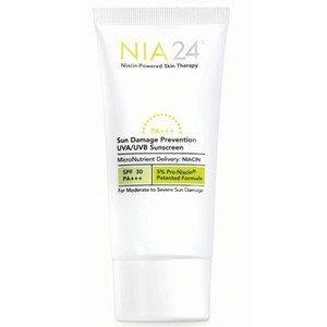 NIA 24 Sun Damage Prevention UVA/UVB Sunscreen SPF 30 (2.5 oz)