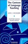 The context of language teaching /