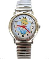 Disney Princess Cinderella Watch w/ Elastic Link