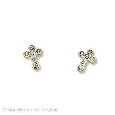 Annaleece Crystal Jewelry Blessing - Earrings