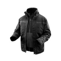 Milwaukee M12 3in1 Heated Ripstop Jacket Kit by Milwaukee Electric Tools (M12 Heated Jacket compare prices)