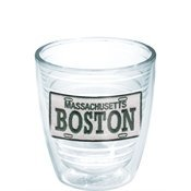 Boston Mass License Plate
