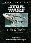 George Lucas The Art of Star Wars/a New Hope/Epidsode IV