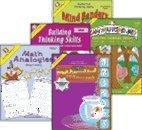 img - for CogAT  Prep Bundle for Kindergarten (Cognitive Abilities Test  Prep Bundles, K) book / textbook / text book