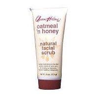 Queen Helene Natural Facial Scrub, Oatmeal n Honey, 6 oz (170 g)