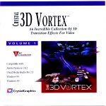 Crystal 3D Vortex VOL.1 (Jewel Case)