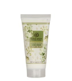 Sabai-Arom Jasmine Ritual Hand Cream 75G. Instantly Absorbed And Smell Terrific front-482923