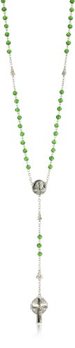 The Vatican Library Collection Celtic Trinity Emerald Isle Rosary