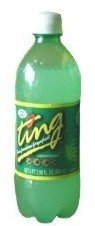 Ting - 20 oz Plastic Bottle (6Pack)