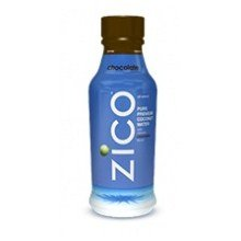 Zico Inc Water, Coconut, Chocolate, 14-Ounce (Pack of 6)