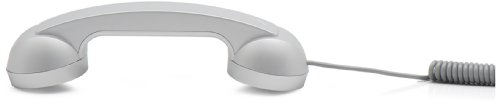 Native Union Retro POP Phone - Silver