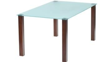 Union frosted or coloured Table 800mm x 800mm